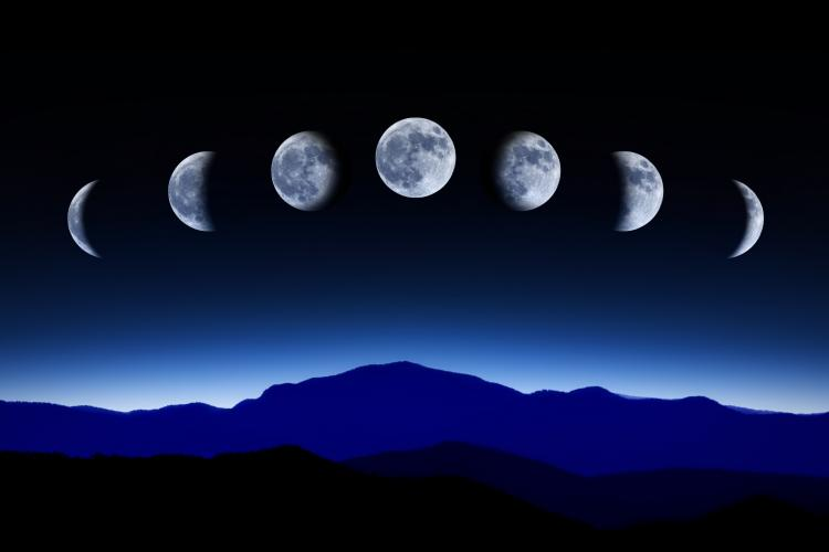 phases of moon picture